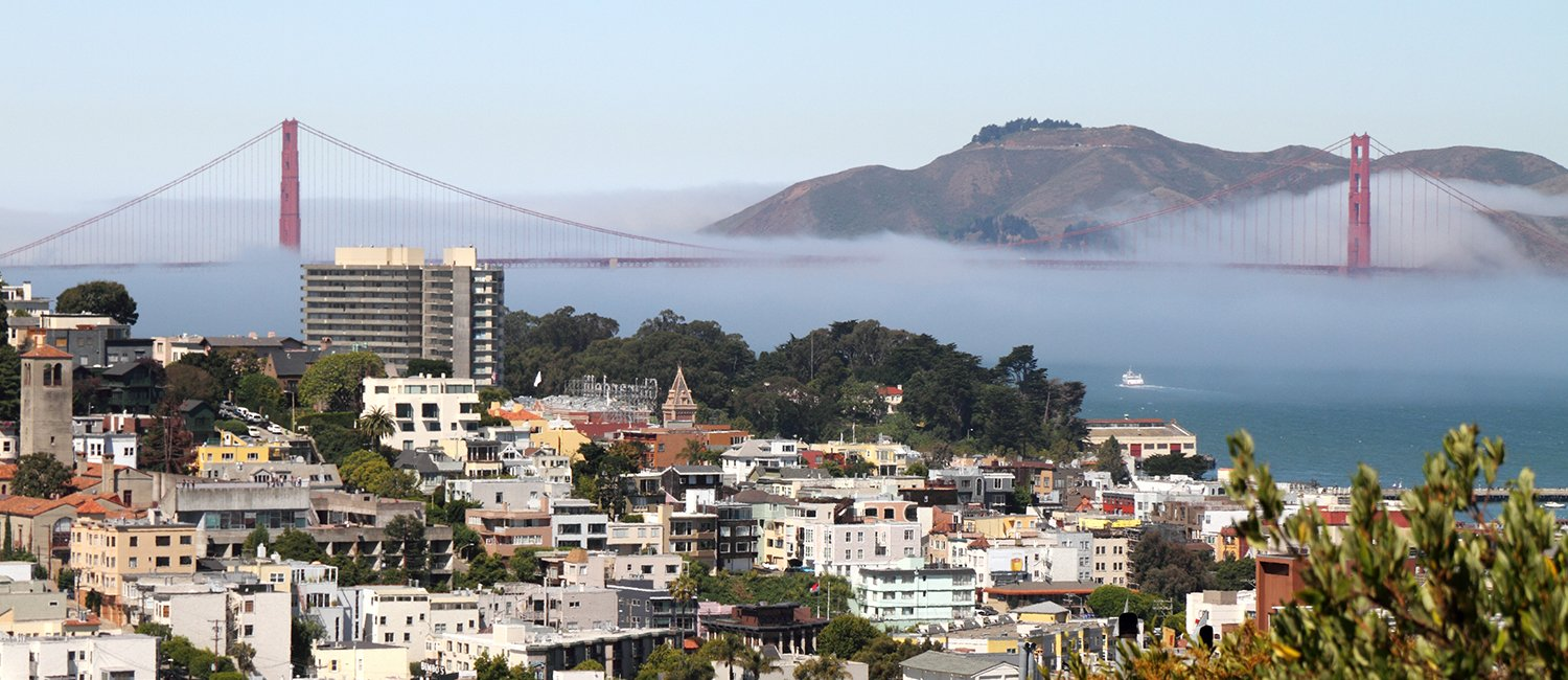 OUR IDEAL LOCATION IS MINUTES FROM DOWNTOWN SAN FRANCISCO AND TOP ATTRACTIONS