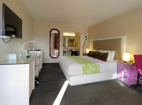 King - Guest Room