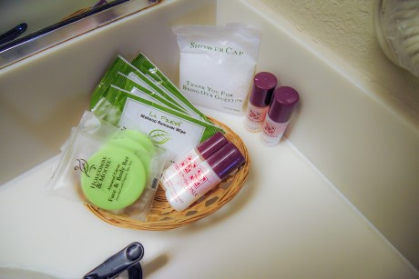 Amenities - Toiletries